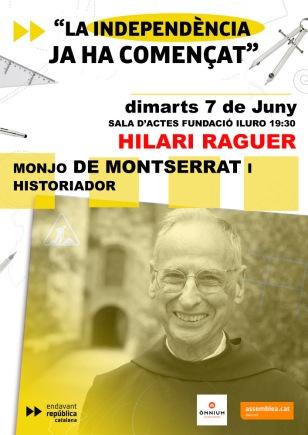 Hilari Raguer a Mataró